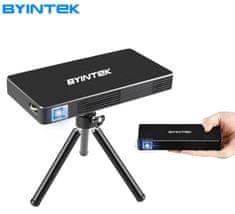 Android WiFi kompaktni mini projektor BYINTEK MD322 - Odprta embalaža