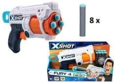 Zuru pištolj X-Shot Excel Fury 4 (30583)