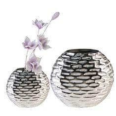 Papillon Hliníková váza Blend, 25 cm