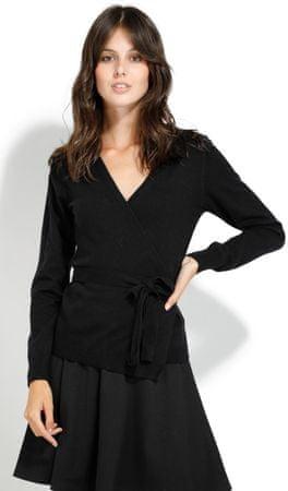 William de Faye női pulóver L fekete