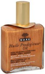 Nuxe Huile Prodigieuse ORtöbbfunkciós száraz olaj csillámokkal (Multi-Purpose Dry Oil)