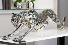 Papillon Interiérová dekorace Leopard, 145 cm