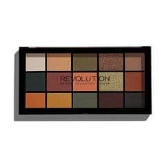 Makeup Revolution Paletka očných tieňov Re-Loaded Palette Iconic Division 16,5 g