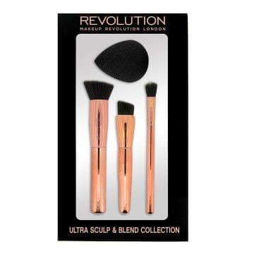 Makeup Revolution Metál Gyűjtemény Brush & Sculpt Blend (Ultra Collection)