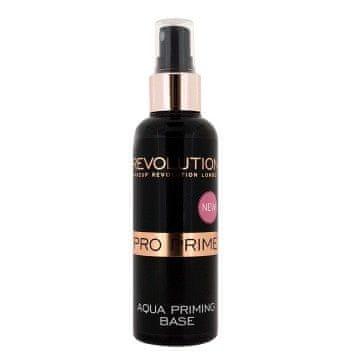 Makeup Revolution Podstawa Podłoże dla aerozolu kosmetyczne (Aqua Gruntowanie zasada) 100 ml