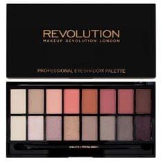 Makeup Revolution Paletka očných tieňov New-Trals vs Neutral s