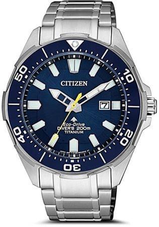 Citizen Promaster Eco-Drive Promaster Marine Titanium BN0201-88L