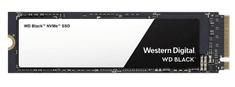 WD SSD disk Black NVMe 250 GB, M.2, PCIe NVMe 3.0 x4