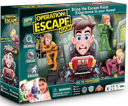 TM Toys gra Escape Room - junior