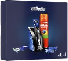 Gillette zestaw do golenia Fusion ProGlide + żel