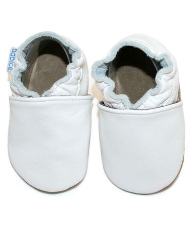 baBice baba kocsicipő 16,5 fehér