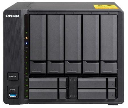 Qnap NAS strežnik TS-932X za 9 diskov, 2 GB