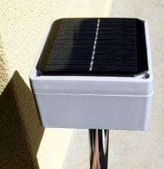 MAMMOOTH Plašič krtkov a hrabošov so solárnym napájaním, počet zariadení: 1 ks