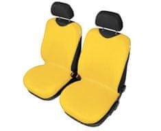 KEGEL Potahy přední, rozměr A, žlutá barva, model triko