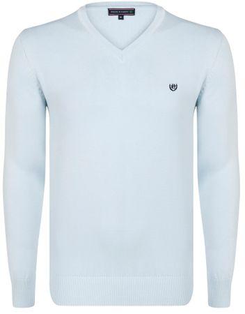 FELIX HARDY moški pulover, XXL, svetlo moder