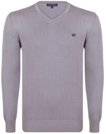 FELIX HARDY moški pulover, XXL, siv