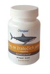 Olimpex Olej ze žraločích jater 60 kapslí