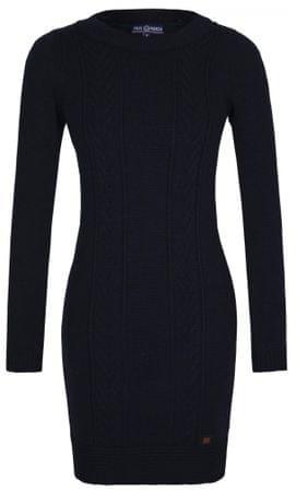 Paul Parker ženska obleka, temno modra, L