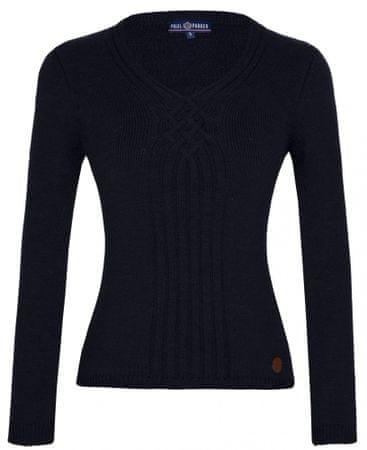 Paul Parker női pulóver XL sötétkék