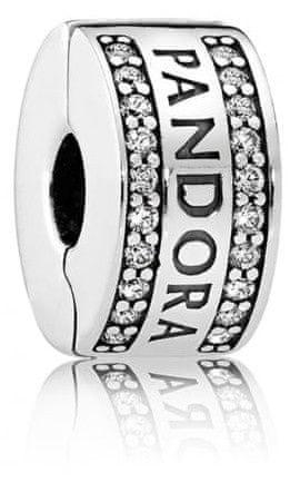 Pandora Csillogó medál 792056CZ ezüst 925/1000