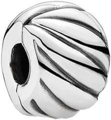 Pandora Srebrna vzorčna sponka 791752 srebro 925/1000