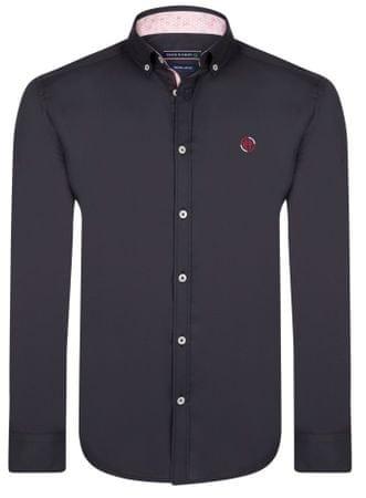 FELIX HARDY muška košulja, M, crna