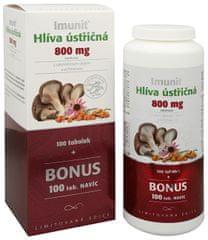 Simply you Imunit Hliva ustricová 800 mg s rakytníkovým olejom a Echinaceou 100 tob. + 100 tob. ZADARMO