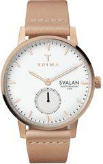 Triwa Rose Svalan Tan Classic Super Slim SVST104-SS010614