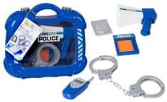 Alltoys Smart kufrík polícia