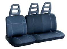 MAMMOOTH Potahy na přední sedadla Murray, materiál: polyester, barva: černá