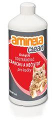 Aminela Ekologický odstraňovač zápachu pre mačky 1000ml