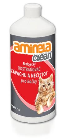 Aminela Ökológiai szag eltávolítás macskáknak 1000ml
