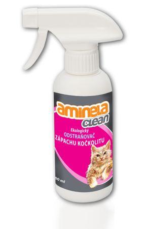 Aminela Ökológiai macska homok szageltávolító 250ml