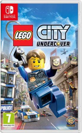 Warner Bros igra LEGO City Undercover (Switch)
