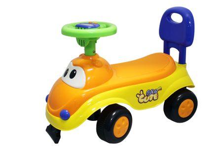 Unikatoy prvo vozilo z zvokom, 25037, rumeno