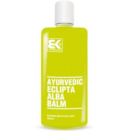 Brazil Keratin Balsam zioła ajuwerdyczne (Eclipta Alba ajurwedyjski Balsam) 300 ml