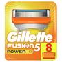1 - Gillette Fusion Power náhradné hlavice 8 ks