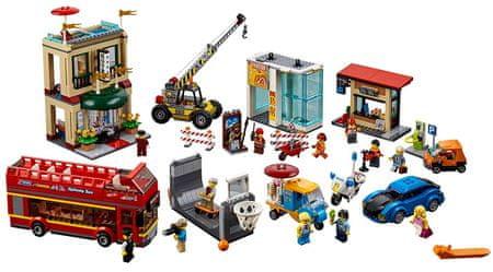LEGO City 60200 Stolica