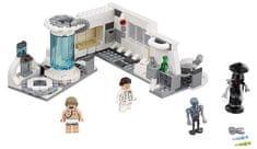 LEGO Star Wars 75203 Luke felépülése a Hoth bolygón.