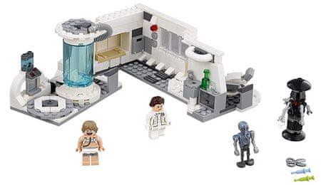 LEGO Star Wars 75203 Zdravljenje Luke na planetu Hoth™ - Odprta embalaža