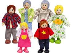 Hape set igračaka Obitelj