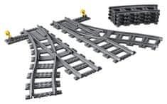 LEGO CITY 60238 Železniške tirnice
