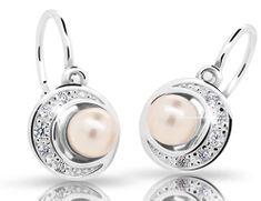Cutie Jewellery Dzieci kolczyki C2256-10-C3 S-2 srebro 925/1000