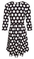 Smashed Lemon Kobiety krótka sukienka czarno 17092/02