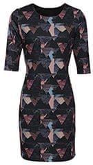 Smashed Lemon Kobiety krótkie sukienki Grey 17602/08