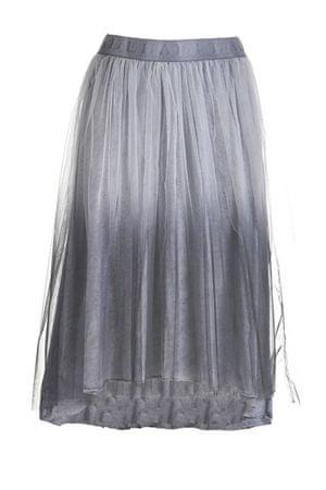 Deha Dámská sukně Tulle Skirt B64156 Silver Lavander (Velikost L)