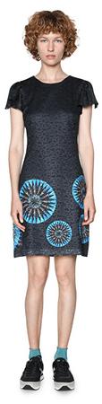 Desigual Női ruha Vest Dafne 18SWVWET 5001 (méret 36)