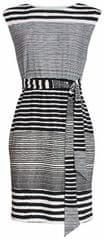 Smashed Lemon Dámské krátké šaty Black 18041/02