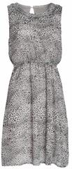 Smashed Lemon Kobiety krótkie sukienki Grey 18046/08