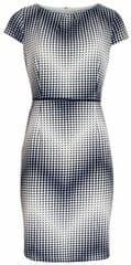 Smashed Lemon Blue női rövid ruha 18079/03